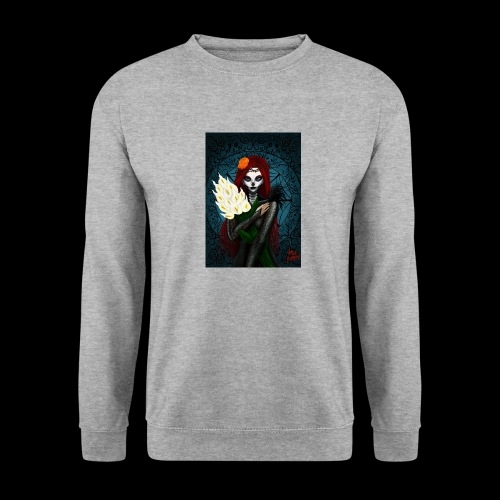 Death and lillies - Men's Sweatshirt