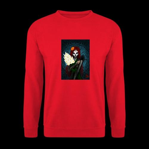 Death and lillies - Unisex Sweatshirt
