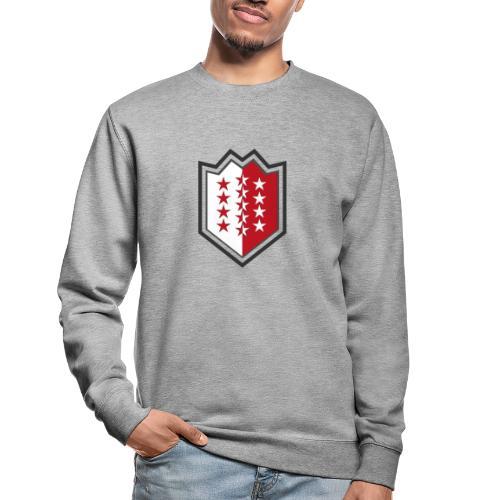 Bouclier moderne du Valais - Unisex Pullover