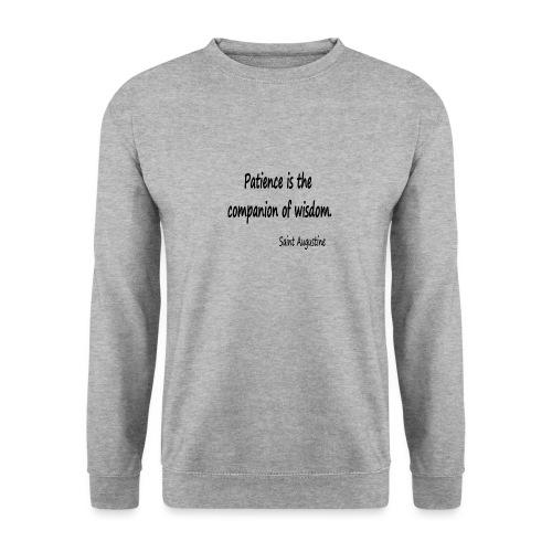 Peace and Wisdom - Unisex Sweatshirt
