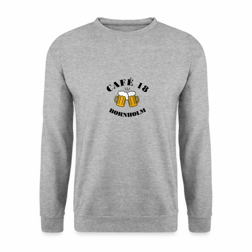 Café 18 Logo 2020 - Unisex sweater