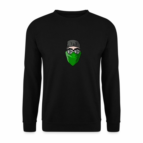 GBz bandana logo - Unisex Sweatshirt