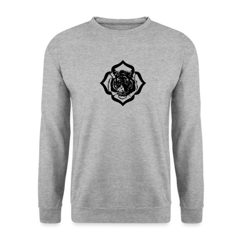 2424146 100 tigre - Sweat-shirt Unisex