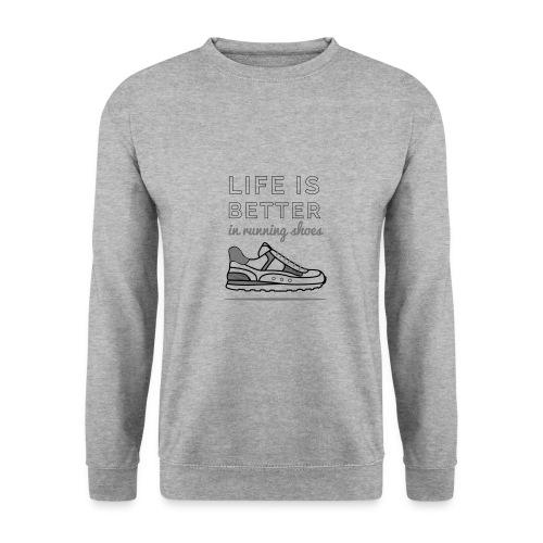 Running Shoes - Männer Pullover