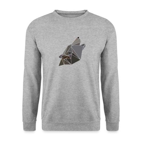 Wolf - Männer Pullover