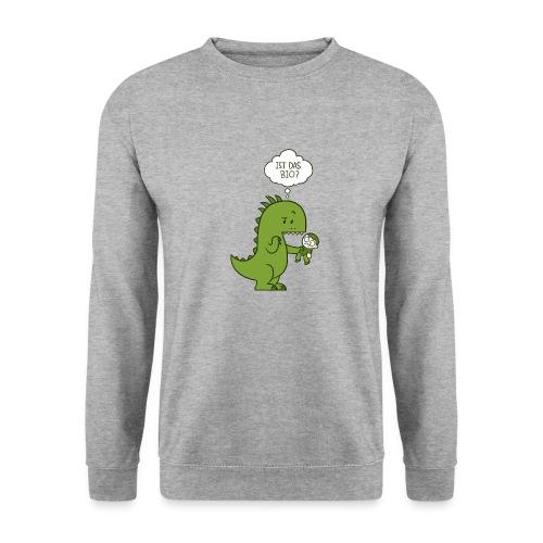 Bio-Dinosaurier - Unisex Pullover