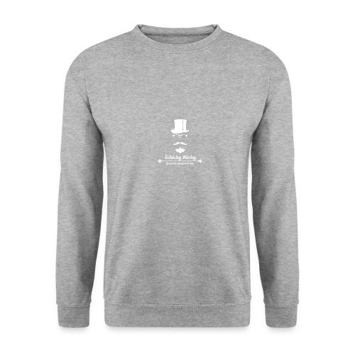 Schicky Micky Grosser K Weiss - Unisex Pullover