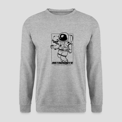 Astronauts loves Beerpong - Unisex Pullover