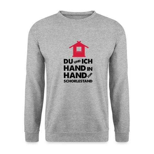 Hand in Hand zum Schorlestand / Gruppenshirt - Unisex Pullover
