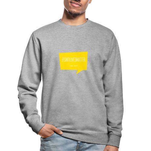 Sinti Lives Matter - Unisex Pullover