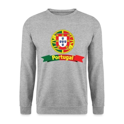 Portugal Campeão Europeu Camisolas de Futebol - Unisex Sweatshirt
