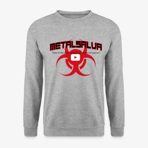 METALSALVA Cancer #1 - Felpa unisex
