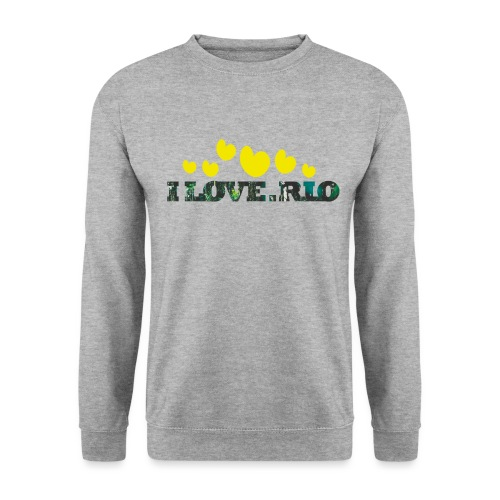 ILOVE.RIO TROPICAL N°2 - Unisex Sweatshirt