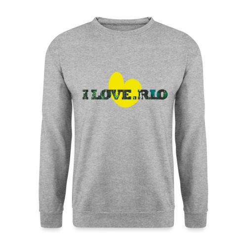 ILOVE.RIO TROPICAL N°1 - Unisex Sweatshirt