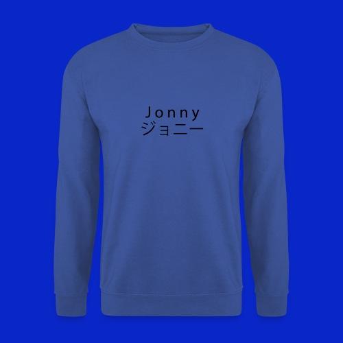 J o n n y (black) - Men's Sweatshirt