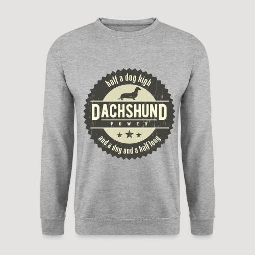 Dachshund Power - Mannen sweater