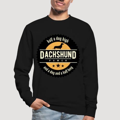 Dachshund Power - Unisex sweater