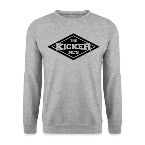 logo the kicker - Sweat-shirt Unisexe