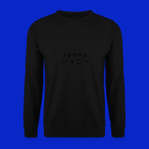 J o n n y (black) - Men's Sweatshirt