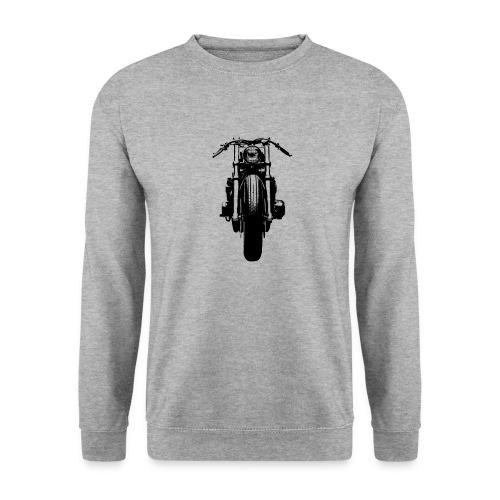 Motorcycle Front - Unisex Sweatshirt