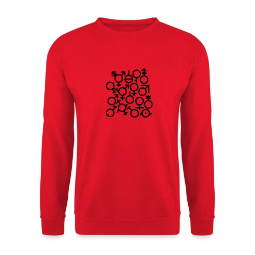 Multi Gender B/W - Unisex sweater