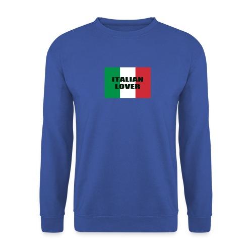 ITALIAN LOVER - Felpa unisex