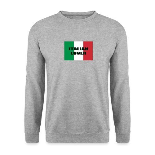 ITALIAN LOVER - Felpa da uomo