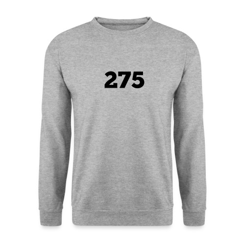 275 - Men's Sweatshirt