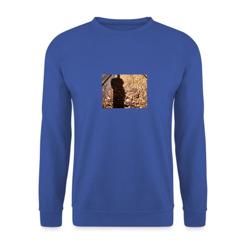 THE GREEN MAN IS MADE OF AUTUMN LEAVES - Men's Sweatshirt