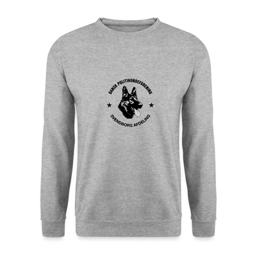 Svendborg ph sort - Unisex sweater
