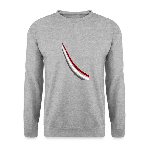 stripes shirt png - Unisex sweater
