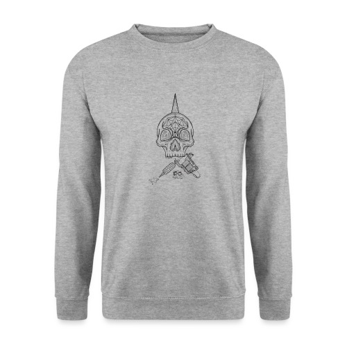 Skull tattoo - Sweat-shirt Unisex