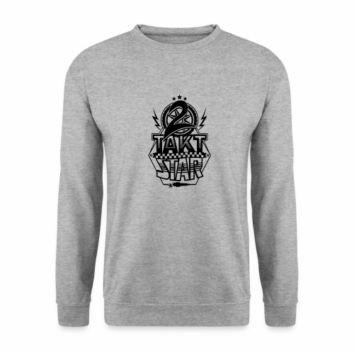 2-Takt-Star / Zweitakt-Star - Men's Sweatshirt
