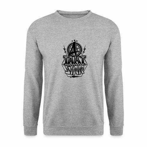 4-Takt-Star / Viertakt-Star - Men's Sweatshirt