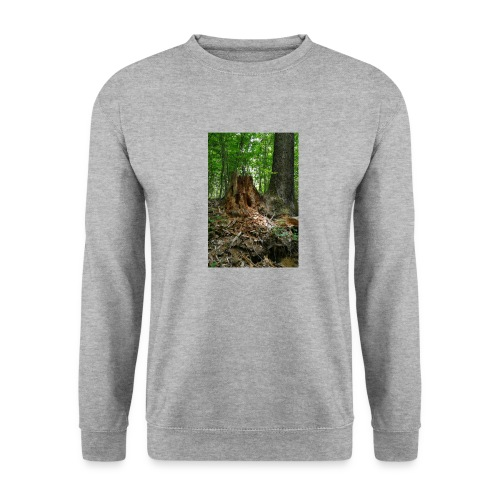 Strunk in Forest - Unisex Pullover
