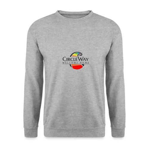 Circleway Welcome Home Logo - schwarz - Männer Pullover