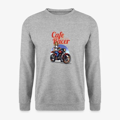 Cafe Racer - Männer Pullover