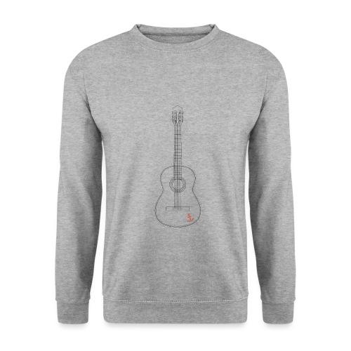 Guitar - Männer Pullover
