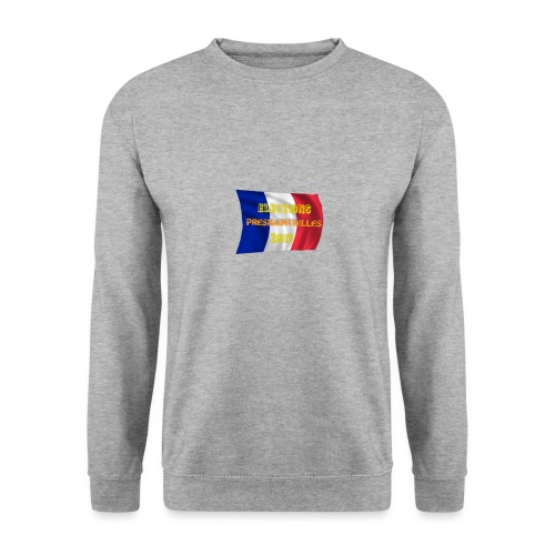 ELECTIONS 2017 - Sweat-shirt Homme