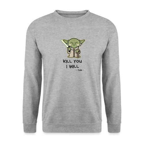 Kill you I will - Herre sweater
