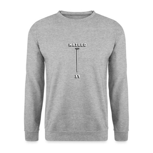 Nailed it - Unisex sweater