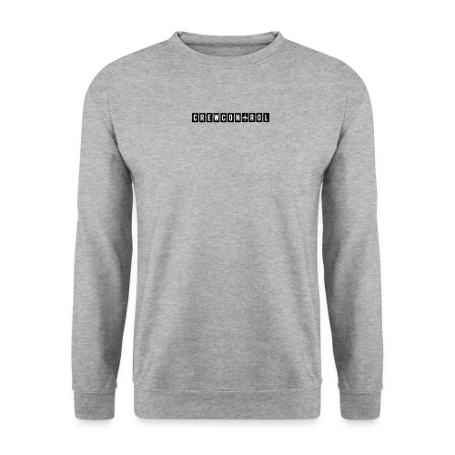 TRANSP LOGO png - Unisex Sweatshirt