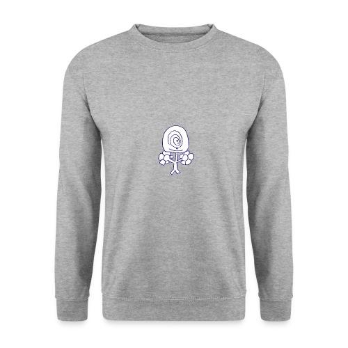 Poppetje 1 oog - Mannen sweater