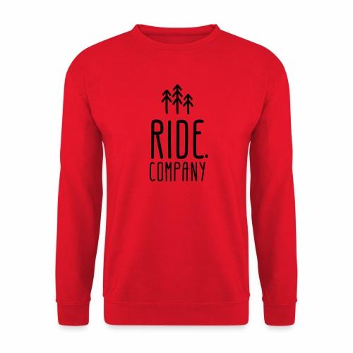 RIDE.company Logo - Unisex Pullover