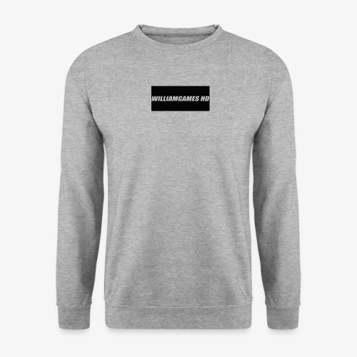 william shirt logo - Unisex Sweatshirt