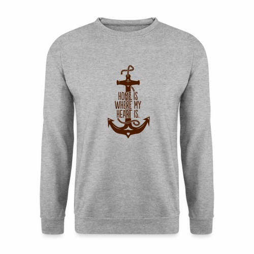 Home is where my Heart is - Männer Pullover