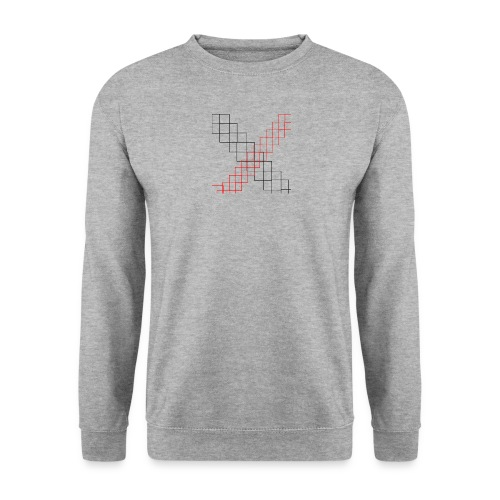 squares - Sweat-shirt Homme