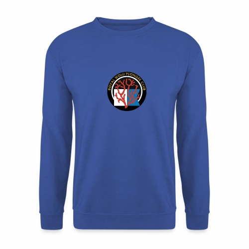 Royal Wolu Plongée Club - Sweat-shirt Homme