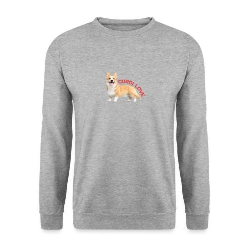 CorgiLove - Men's Sweatshirt