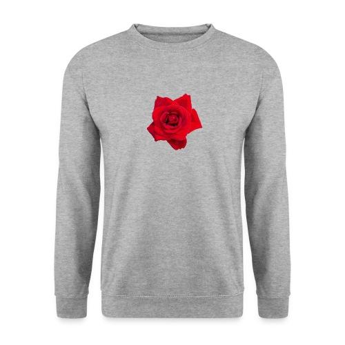 Red Roses - Bluza unisex
